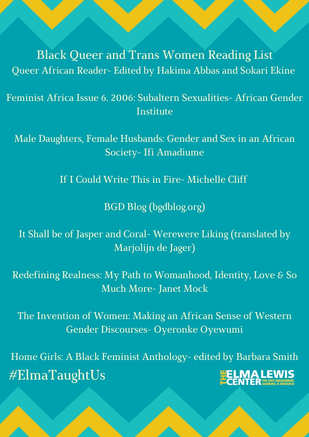 BlackFem101- Reading List (4)